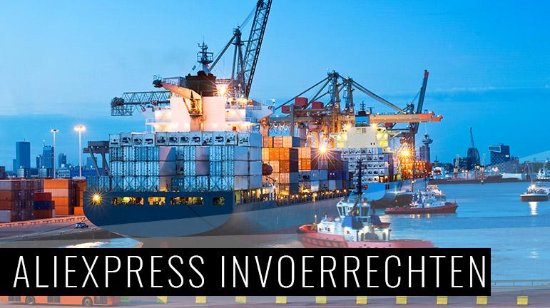Aliexpress invoerrechten